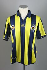 Fenerbahce Trikot Gr. M 1907-2007 adidas Türkei jersey 100 Jahre