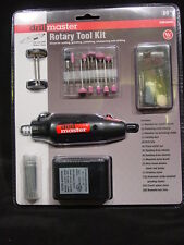 80 Piece Drill Master Rotary Tool Kit Cutting Grinding Polishing Power Tools