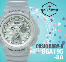 Casio Baby-G BGA-195 series Analog Digital Watch BGA195-8A AU FAST & FREE