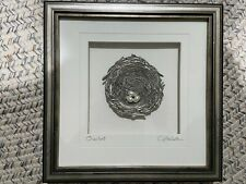 """Cynthia Web Design """"Our Nest"""" Wall Decor from Cape House Gallery Ltd"""