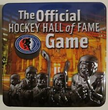 The Official Hockey Hall Of Fame Board Game