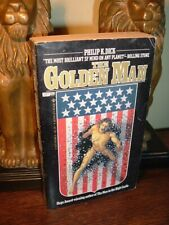 Philip K. Dick - THE GOLDEN MAN  - Berkley pb 1980