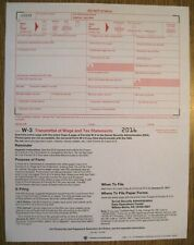 10-pack -- 2016 IRS Tax Form W-3 Transmittals ONLY (for sending W2s to SSA)