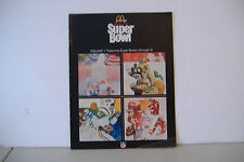 ~HISTORY OF THE SUPER BOWL~VOLUME 1: FEATURING SUPER BOWLS 1 THROUGH IV~MCD/COKE