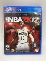 NBA 2K17 PS4 ( PlayStation 4 Video Game )