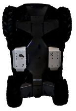 Floorboards skid plates for the Kawasaki Brute Force 750