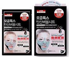 [Mediheal] Pore Care Toxic Carbonate Bubble Mask Sheet 18ml☓10 pieces