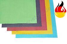 Pyropapier Color Farben 25x20cm Flash Paper Pyro Blitzpapier Zauber