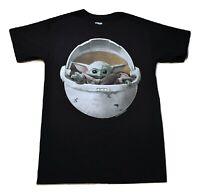 Star Wars The Mandalorian Mens Baby Yoda Grogu Shirt New S, XL, 2XL