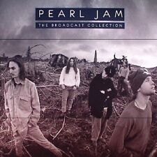 THE PEARL JAM BROADCAST COLLECTION  by PEARL JAM  Vinyl - 3 LP Box Set  PARA044B