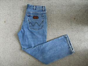 Wrangler Regular Fit Jeans 34 waist 30 Leg