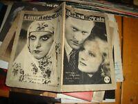 CINEMATOGRAFO anno IV° n. 11 del 30/11/1930 - GRETA GARBO