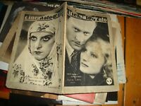 Cine Año IV° N.11 Del 30/11/1930 - Greta Garbo