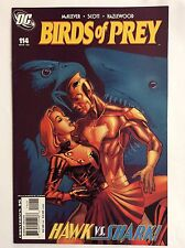 Birds of Prey # 114 (DC Comics) March 2008 ,combined shipping