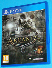 Arcania The Complete Tale - Sony Playstation 4 PS4 - PAL