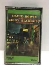 David Bowie ‎The Rise And Fall Of Ziggy Stardust 1973 RCA Victor ‎Cassette Tape