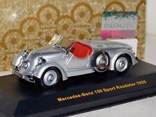 Mercedes 150 Sport Roadster 1935 Ixo Museum Mus018 1:43
