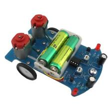 D2-5 Intelligent Tracking Line Car Suite Kits DC Motor Electric Assembly Kit.