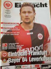 2007/08 1.Bundesliga Eintracht Frankfurt - Bayer 04 Leverkusen