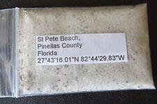 Florida St Pete Beach Sand Sample