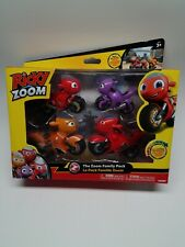 Ricky Zoom - The Zoom Family Pack BRAND NEW
