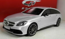 GT Spirit 1/18 Scale Resin - GT725 - Mercedes Benz CLS Shooting Brake Silver