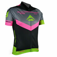 Merida Trikot Damen Fahrradshirt Atmungsaktiv Radsport Trikot Kurzarm Hemd