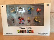 Disney Pixar Mini Figurines Finding Dory Incredibles