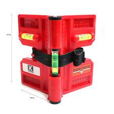 Kapro Postrite Folding Post Level Magnetic with Adjustable Strap