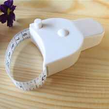 Body Measure Ruler Tape Scales Tool for Measuring Waist Diet Weight Loss Aid New