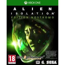 Alien Isolation Edition Nostromo Xbox ONE Neuf sous Blister & Scellé