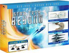 STAR TREK BEYOND (2 BLU-RAY + GADGET) EDIZIONE SPECIALE CON 3 NAVI STELLARI
