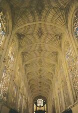 "*Church Postcard-""King's College Chapel"" -Cambridge- /London/ (U2-19)"