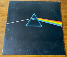 PINK FLOYD ~ DARK SIDE OF THE MOON ORIGINAL FIRST PRESS WITH POSTERS & STICKER