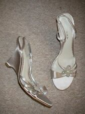 Bridal or Wedding Satin Heels NEXT for Women