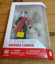 DC Comics Designer Series Amanda Conner TRADITIONAL HARLEY QUINN Action Figure