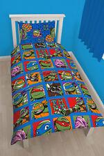 Teenage Mutant Ninja Turtles Team Kinder Bettwäsche Kinder Set Kids 135x200 neu