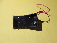 PP3 9v Battery holder wired