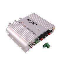 20 W Mini Hi-fi 12 V radio ampificador potencia estéreo MP3 para auto motocicleta hogar o