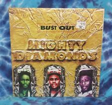 MIGHTY DIAMONDS  Bust Out FACTORY SEALED  VP RECORDS VP-1302 Original (1993) LP