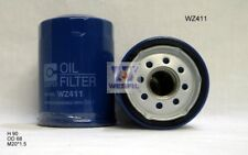 WESFIL OIL FILTER FOR Subaru XV 2.0L 2012-on WZ411