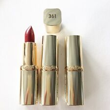 1PZ COLOR RICHE 361 L'OREAL CRYSTAL FATALE FATAL CRYSTAL rossetti lipstick lot
