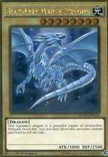 YuGiOh Card - BLUE EYES WHITE DRAGON  MVP1-ENG55