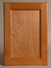 Square Flat  Maple Cabinet Door paint or stain grade, Hinges & Drilling We MFG