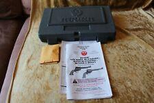 Ruger .357 Magnum Factory Hardcase with Manual - Model 00306