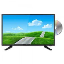 Megasat Royal Line 22 DVD Camping Fernseher 22 Zoll LED Sat TV DVB-T2 12V 230V