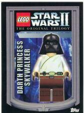 Star Wars II Lego Promo Card 04 Darth Princess Skywalker