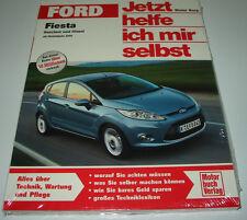 Reparaturanleitung Ford Fiesta Typ JA8 Benzin + Diesel ab Baujahr 2009 NEU!