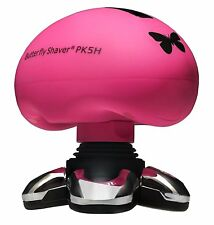 Butterfly pro Shaver Electric Ladies Womens Shaver Rotary Machine New