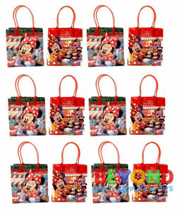 Minnie Mouse Goody Bags Birthday Party Favor Goodie Gift Candy Loot Bags RED